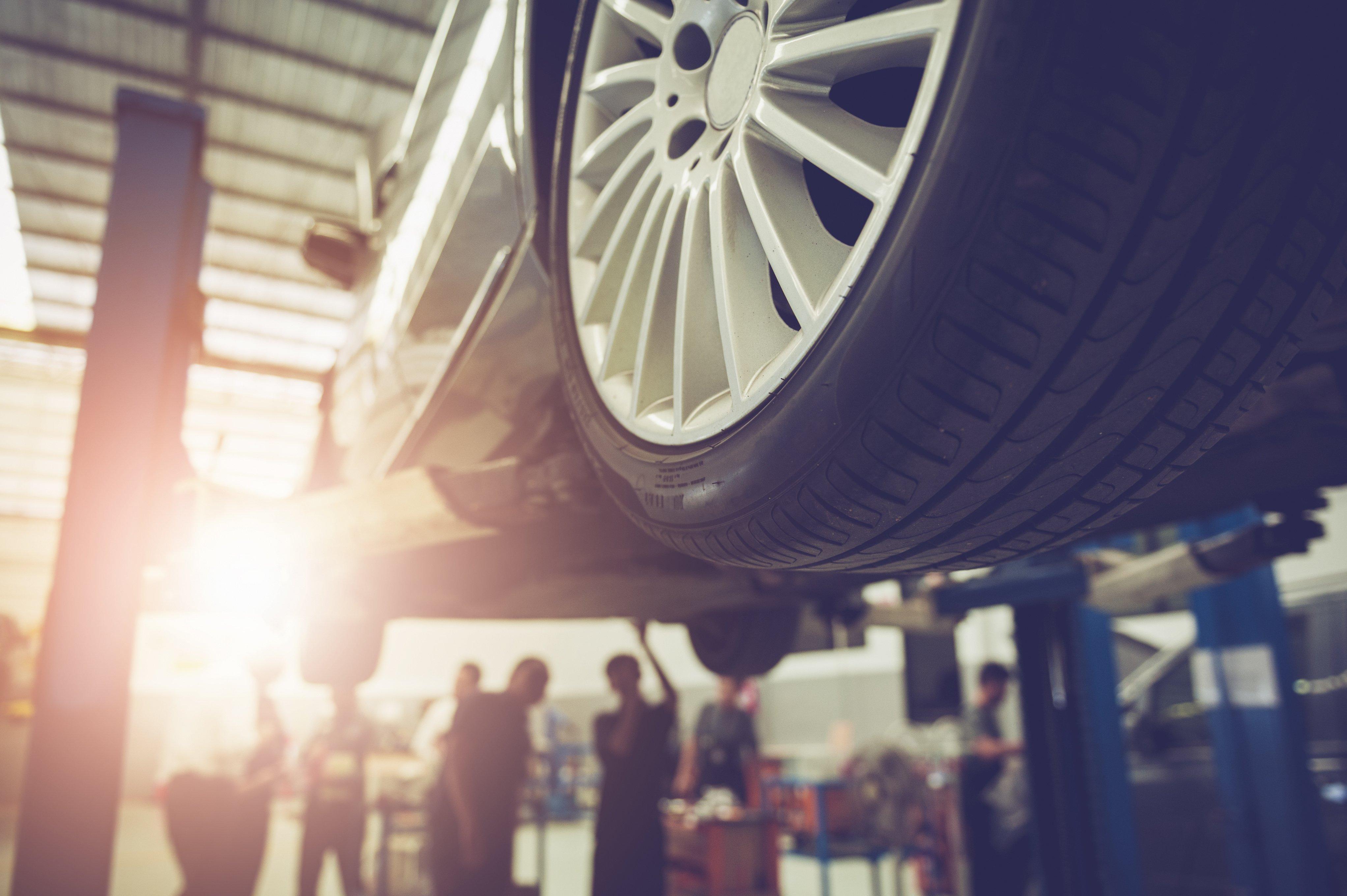 Auto Repair Equipment Leasing