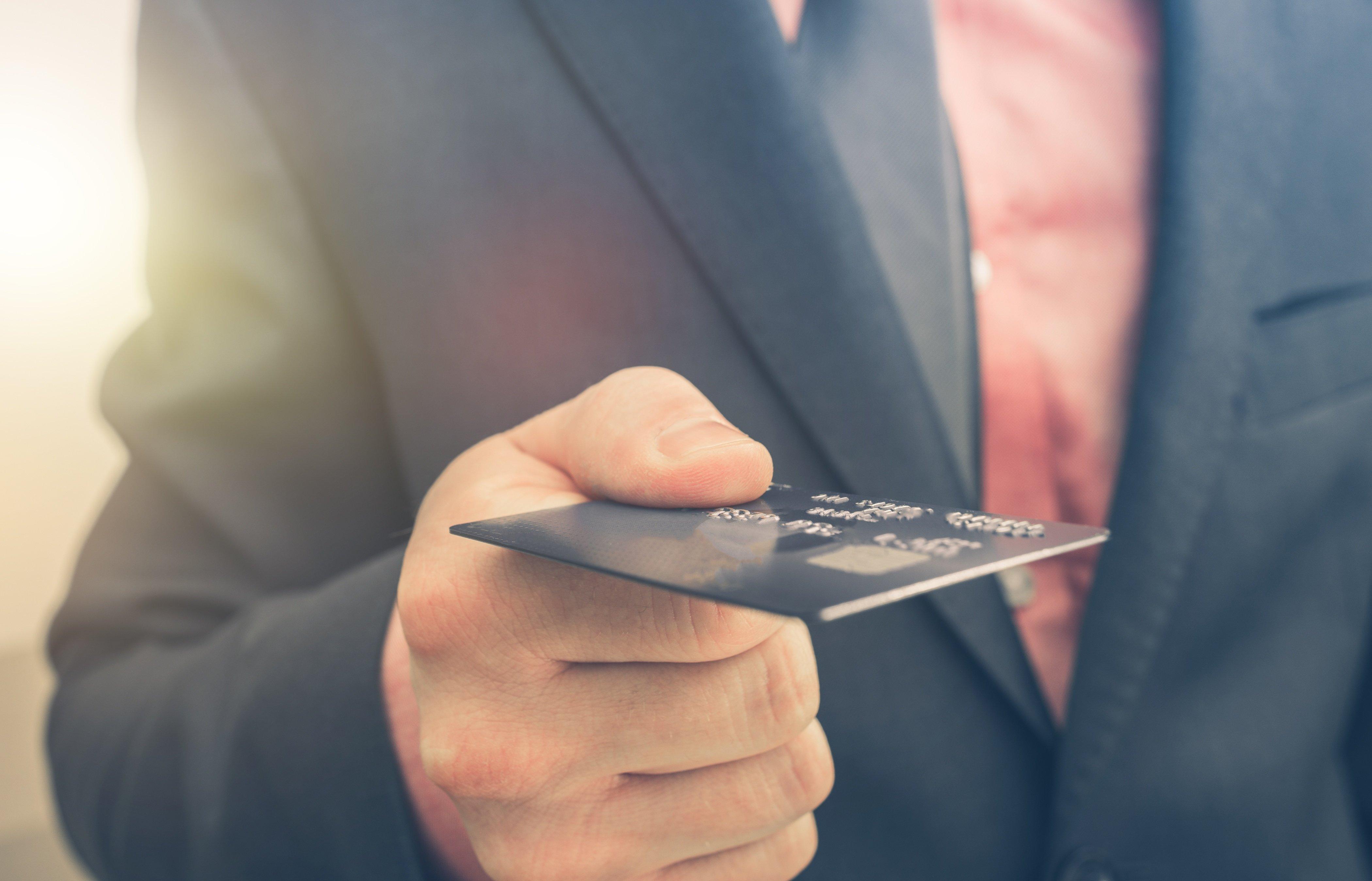Business Credit Card Working Capital Loan