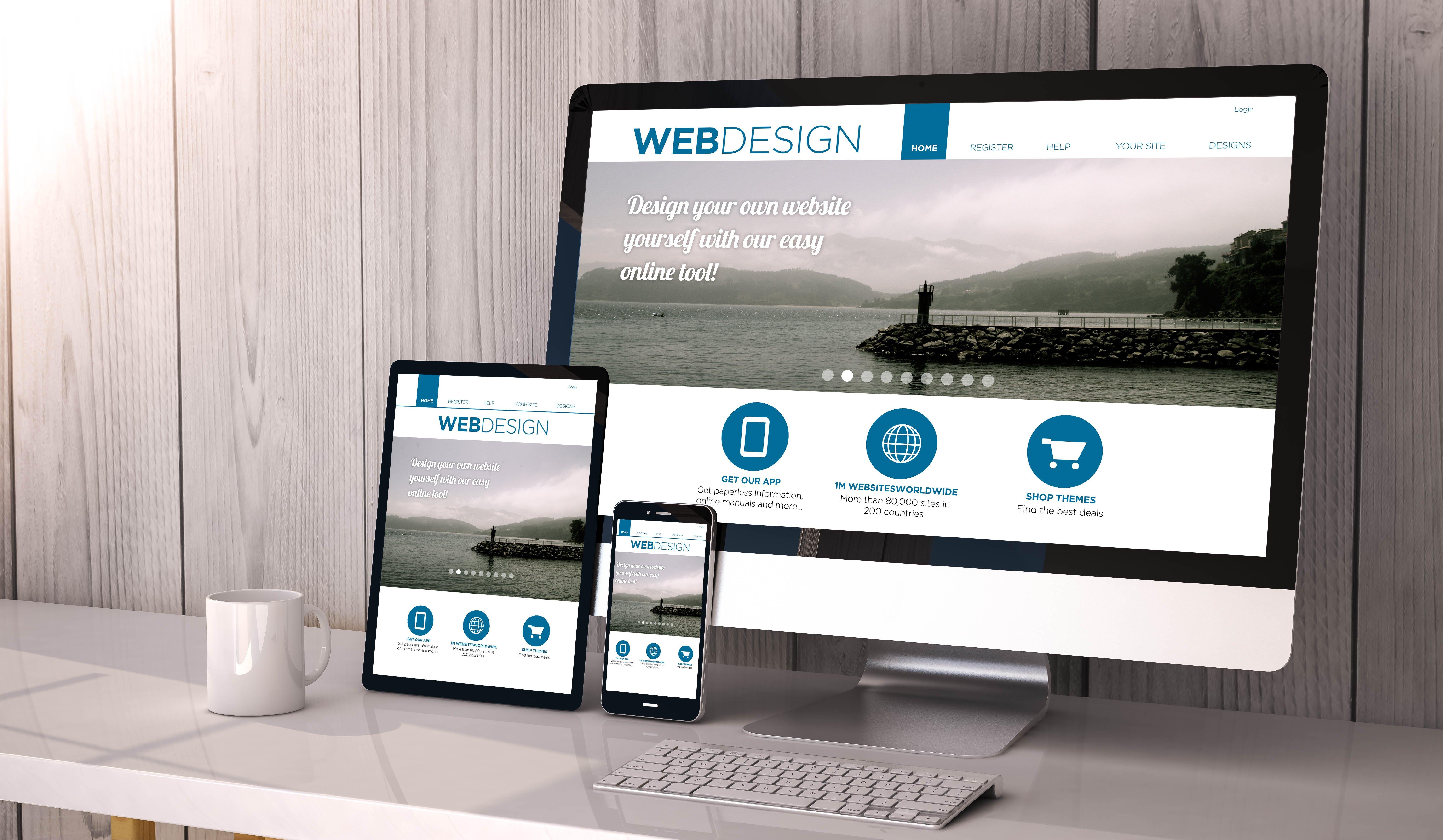 Equipment Vendor Website