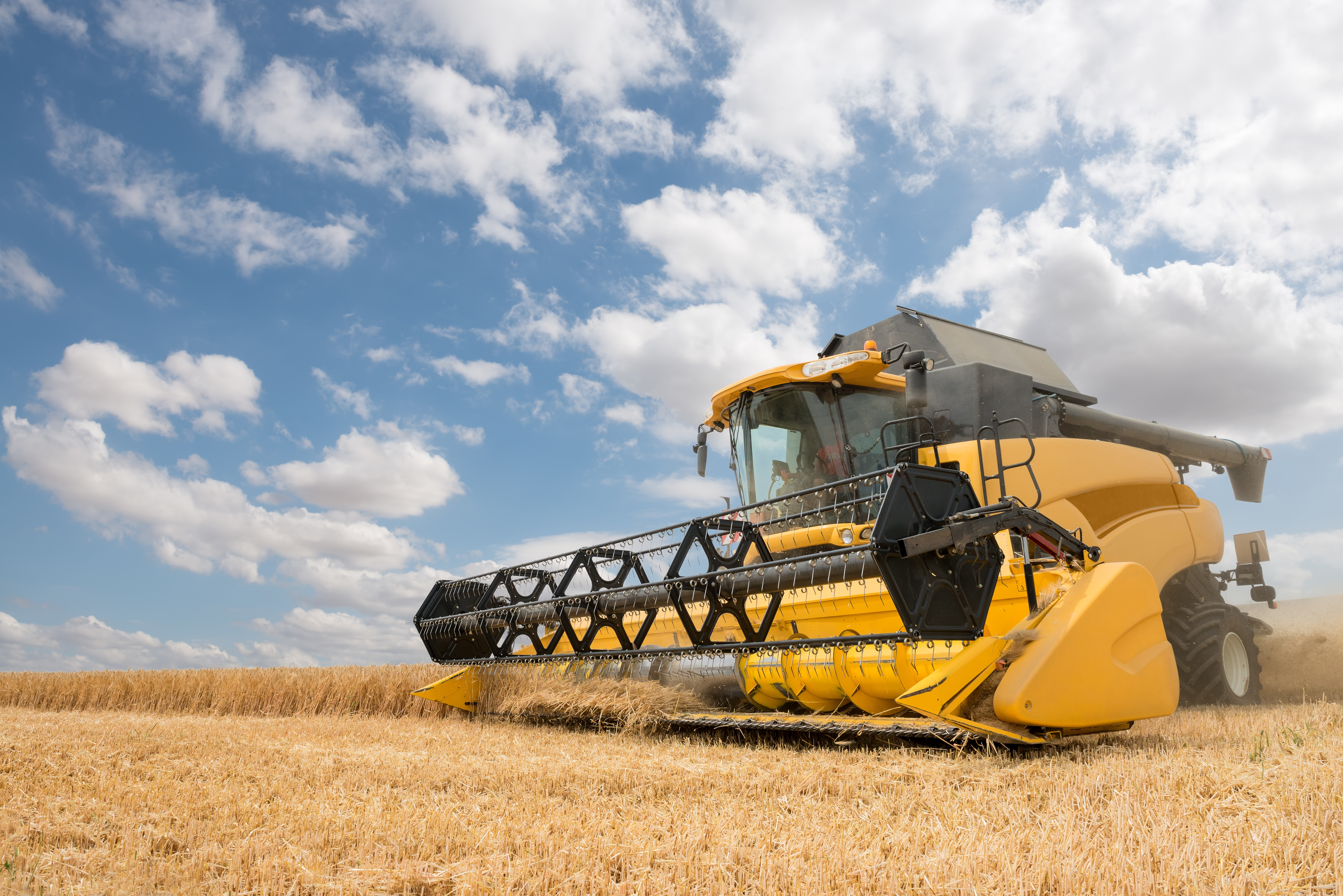 Agricultural Equipment Leasing
