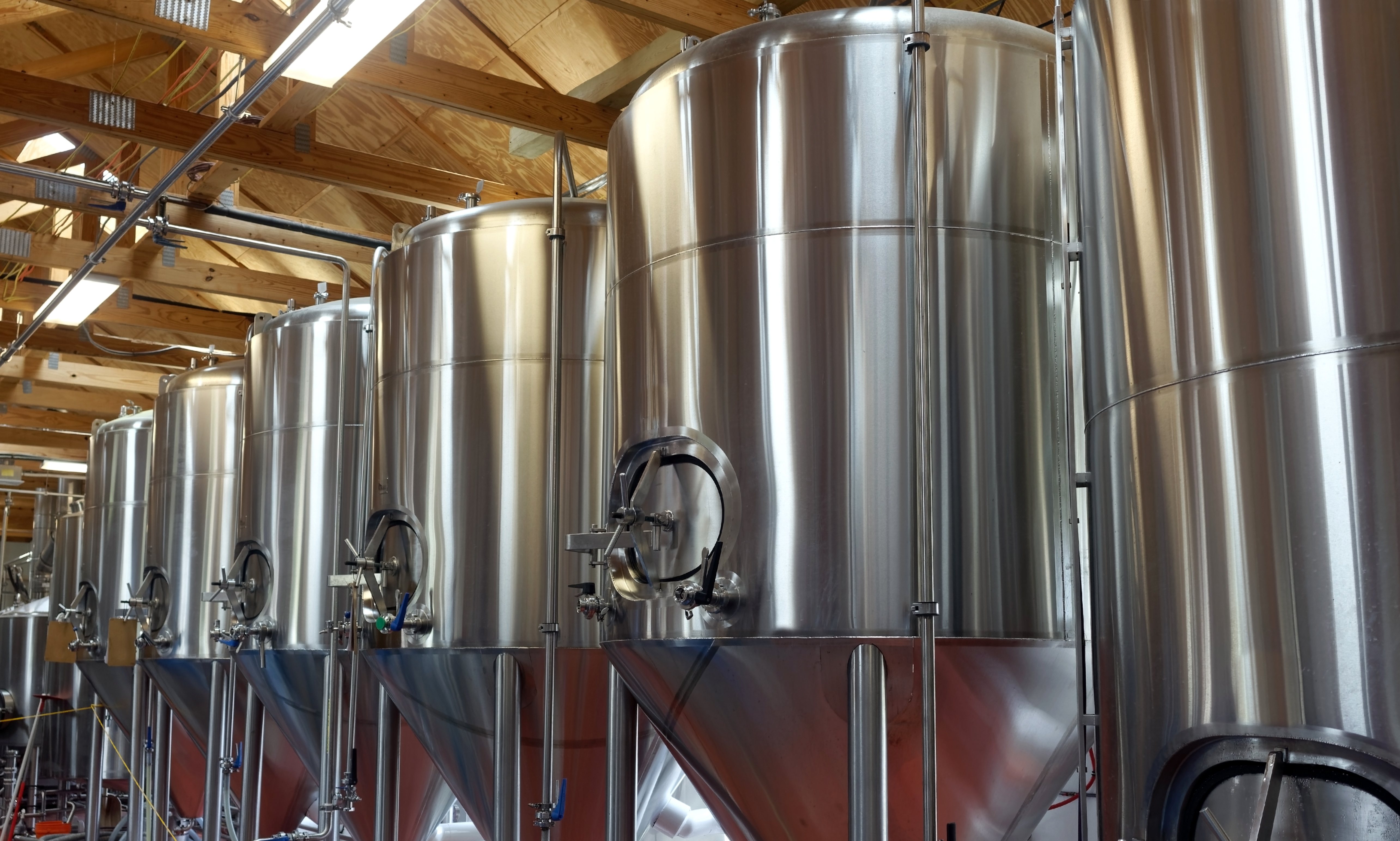 Equipment Leasing Brewery Equipment